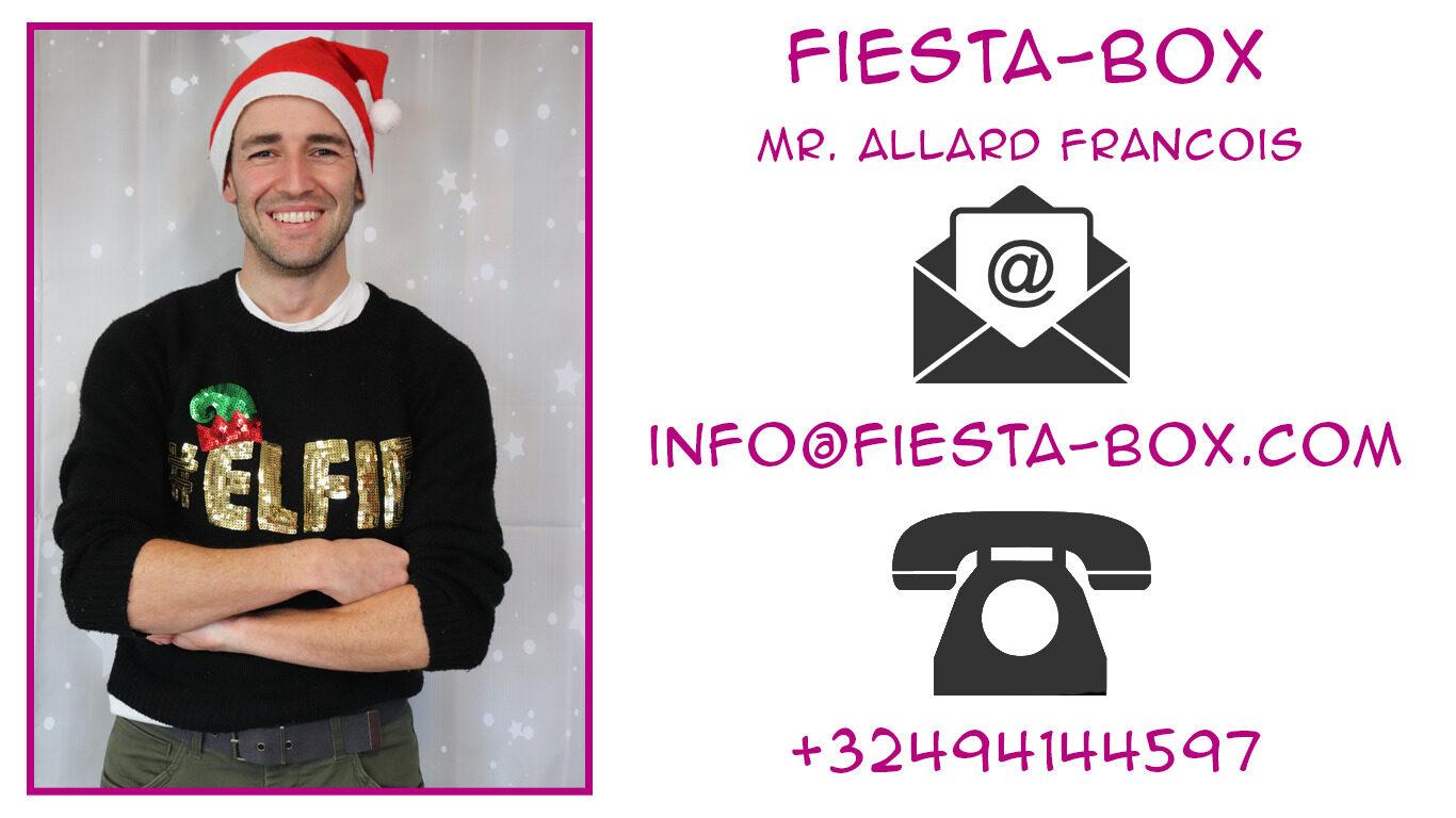 Contacter fiesta-box