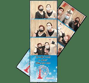 Bandelette photobooth exemple